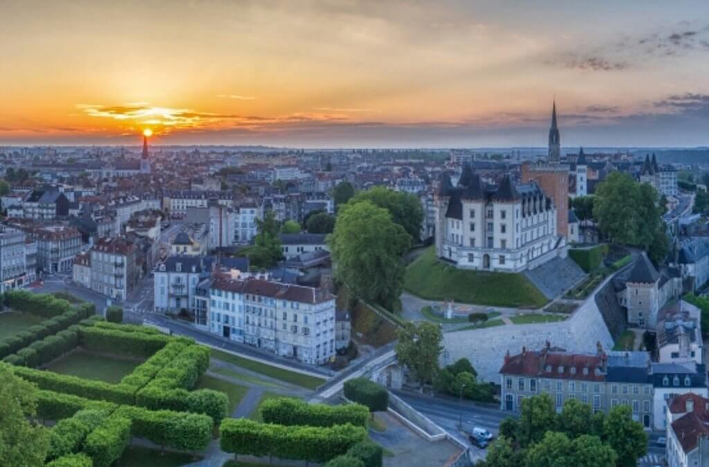 Pau, cité royale