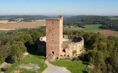 Le château de Montaner
