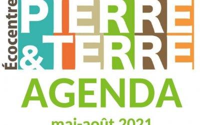 Agenda Pierre et Terre 2021